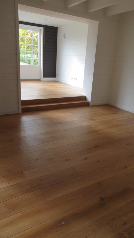 opfrissing oude houten vloeren