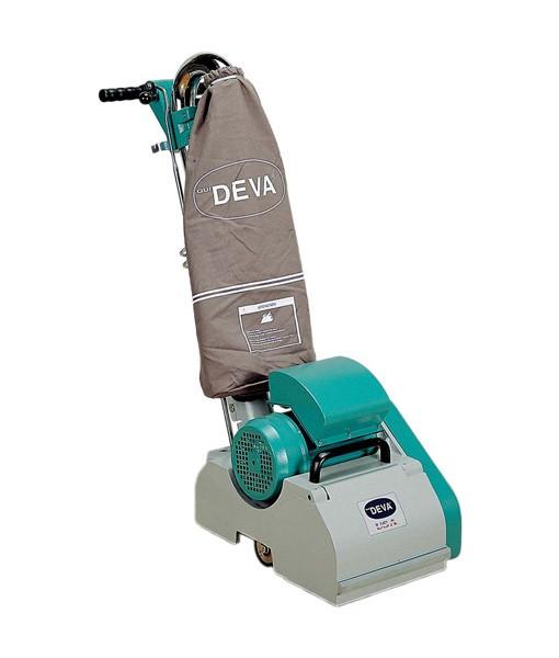 Woodmaster Deva Handy parket schuurmachine met afzuiging